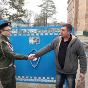 Русские герои Чеченской войны