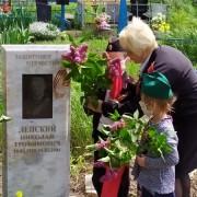 Юные казачата почтили память