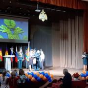 Семен награжден медалью МЧС России