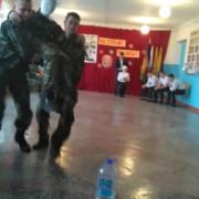 Военно-патриотический конкурс «На страже Родины!»