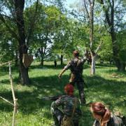 III хуторские казачьи игры «Пластунская тропа»