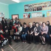 Праздник у казачат-первоклассников