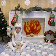 Новый год у дошколят