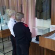 Тематическая экскурсия в музей