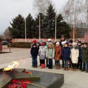 Час мужества в Гулькевичском районном историко-краеведческом музее