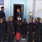 Час истории «Кубанские казаки на страже Родины»