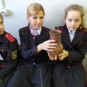 Традиции казаков в изобразительном искусстве и декоративно-прикладном творчестве детей