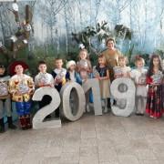 Новый год и Рождество отпраздновали казачата