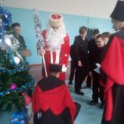 Подарки от Деда Мороза и море позитива