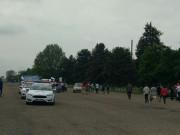 Традиционный автопробег в честь Дня Победы