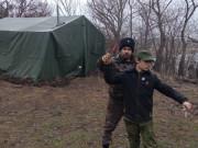 Молодежь прошла подготовку по основам военной службы