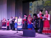 Фестиваль казачьих семей «В семье казачьей Русь воспета»