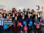 Концертная программа для престарелых и инвалидов дома-интерната