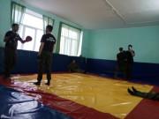 Дружеская встреча воспитанников казачьих клубов