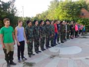 Встреча военно-патриотических клубов