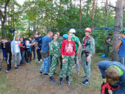 Фестиваль по спортивному туризму «Юла»