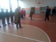 Соревновались команды «Сечь» и «Экстремалы»