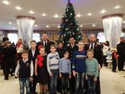 Казачата ждут поездку на елку атамана ККВ