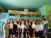 Основы православной культуры изучаем в храме