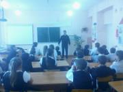 Казачата рады встрече с казаками-наставниками