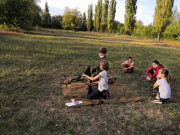День туризма для юных казачат