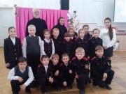 Мероприятия, посвященные Дню матери-казачки в МБОУ СОШ № 22