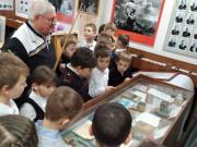 Посещение музея боевой и трудовой славы ордена Ленина совхоза «Кубань»