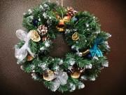 Новогоднее украшение от Дарьи