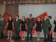 Звучали песни военных лет
