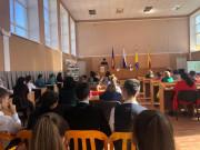 Казачья молодежь приняла участие в чтениях