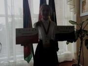 Юлия – победитель международного конкурса «Наша история»