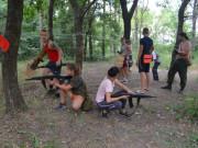 Лето – время досуга казачьей молодежи
