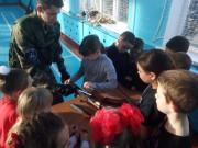 Очередная встреча казачьей молодежи